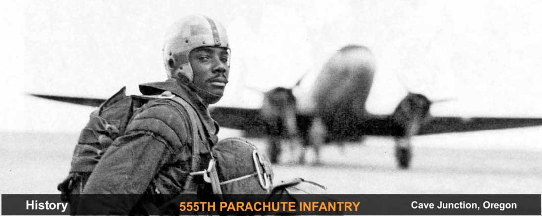 history-555th-parachute-infantry-oregon