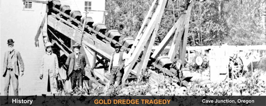 history-gold-dredge-takilma-oregon