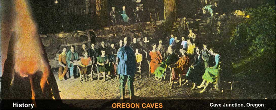 history-oregon-caves-ranger-program