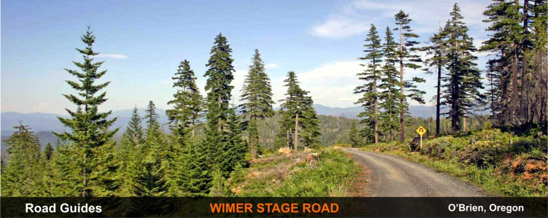 road-guides-wimer-stage-cave-junction-oregon