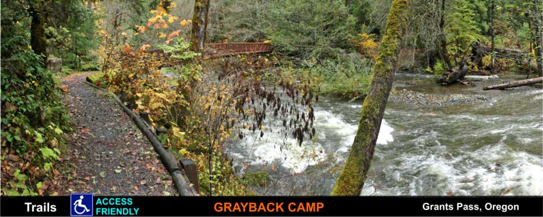 trail-grayback-camp-cave-junction-oregon