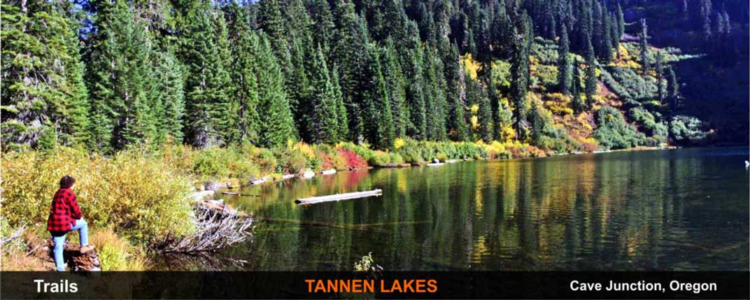 trail-tannen-lakes-cave-junction-oregon