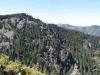 Vista to west along ridge above Poker Flat
