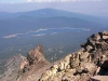 Mount McLoughlin summit, Oregon