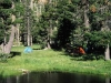 Camping, Red Buttes Wilderness