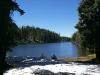 Alta lake, Sky Lakes Wilderness, Oregon