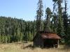 Sucker Gap Shelter, Red Buttes Wilderness, Oregon
