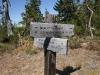 Sucker Gap Junction, Red Buttes Wilderness