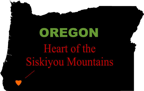 Heart of the Siskiyou Mountains