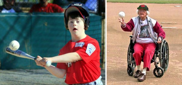 All ages can participate in Challenger League.